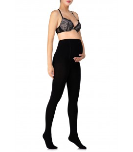 Rajstopy ciążowe 300 den (bawełna) ART. 420