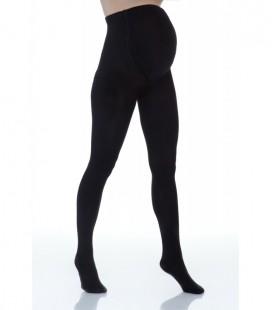 Rajstopy ciążowe 100 den 3D (microfibra) ART. 419 (czarne)